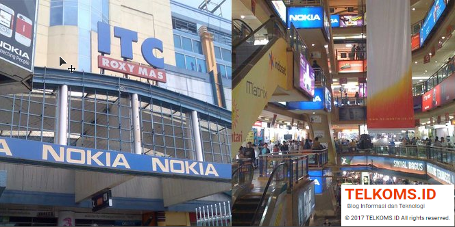 Tempat Jual Beli Hp Baru Dan Bekas Di Itc Roxy Mas Kota Jakarta
