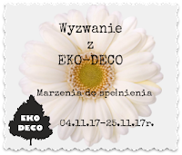 baner wyzwania EKO-DECO