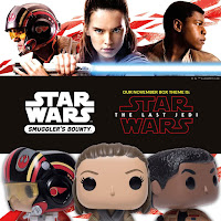 Smuggler's Bounty Star Wars The Last jedi Banner 2