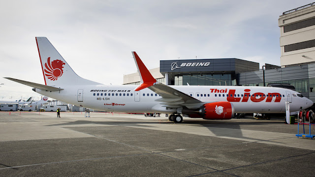 Hasil Terbaru KNKT: Sensor AOA Lion Air PK-LQP Rusak