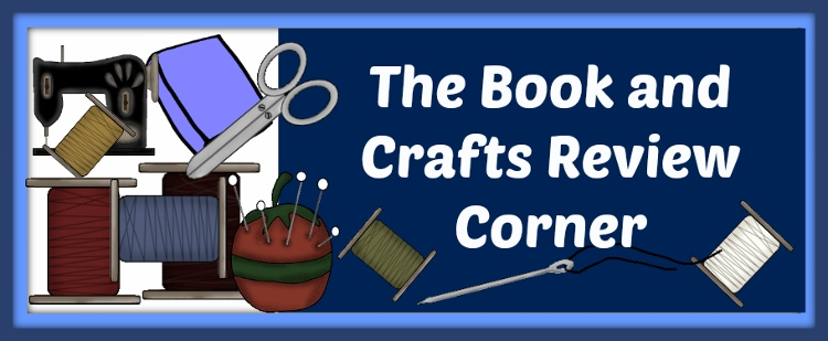 "Thanks For Visiting ""The Book & Crafts Review Corner!""  I Hope You Enjoyed Your Visit!"