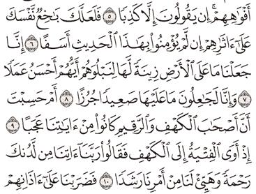 Tafsir Surat Al-kahfi Ayat 6, 7, 8, 9, 10