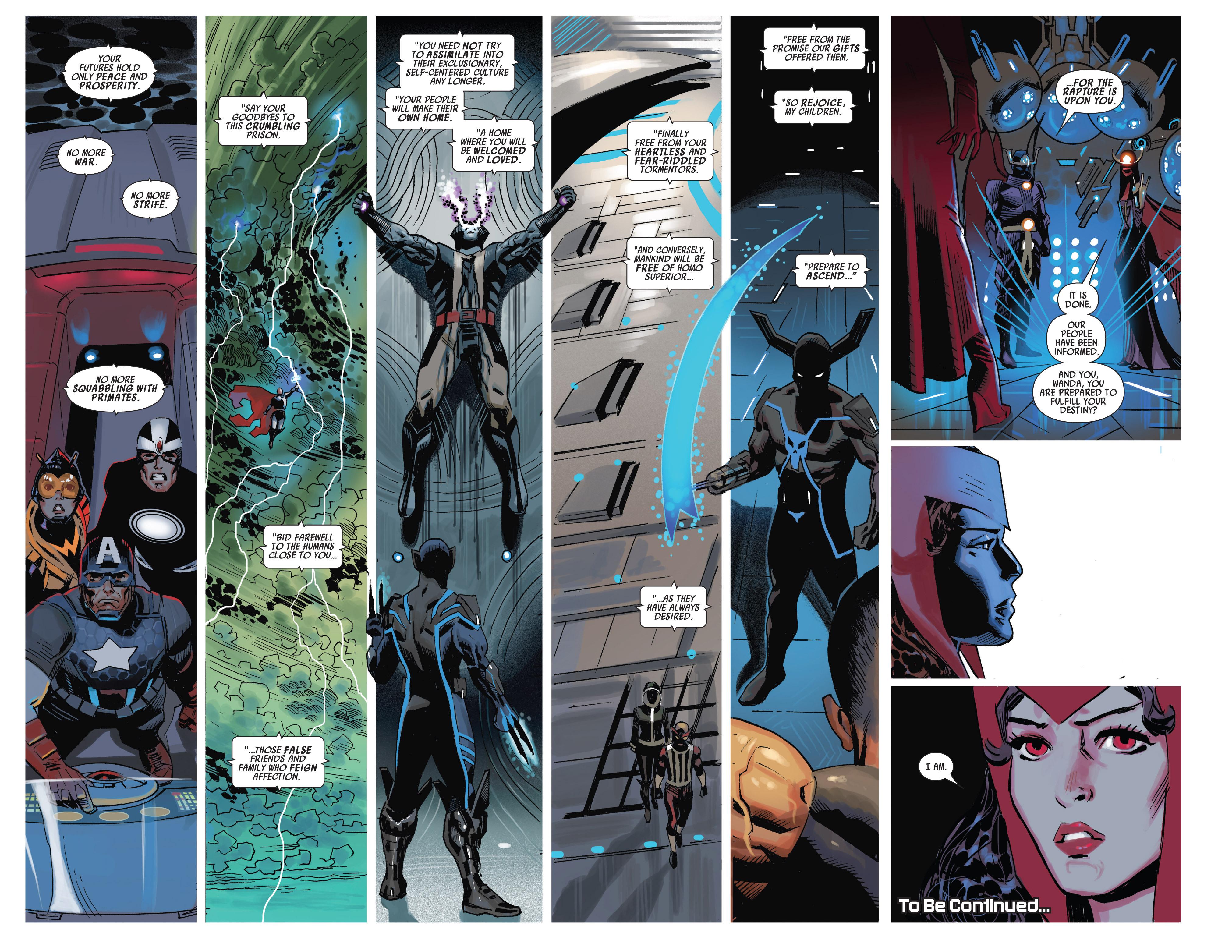 Read online Uncanny Avengers (2012) comic -  Issue #11 - 22