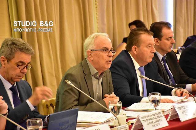 Αποστόλου σε Ανδριανό για τις αποζημιώσεις των χαλαζοπτώσεων Ιουνίου και Νοεμβρίου 2017 σε εσπεριδοειδή, ελαιόδεντρα και βερίκοκα στην Αργολίδα