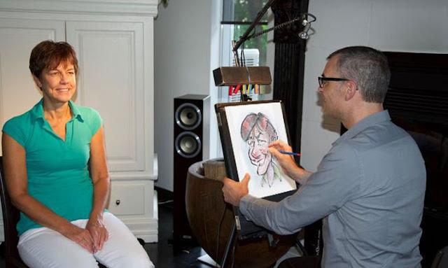 caricaturiste, caricaturist, direct, live, événement, événementiel, cartoon, montreal, quebec