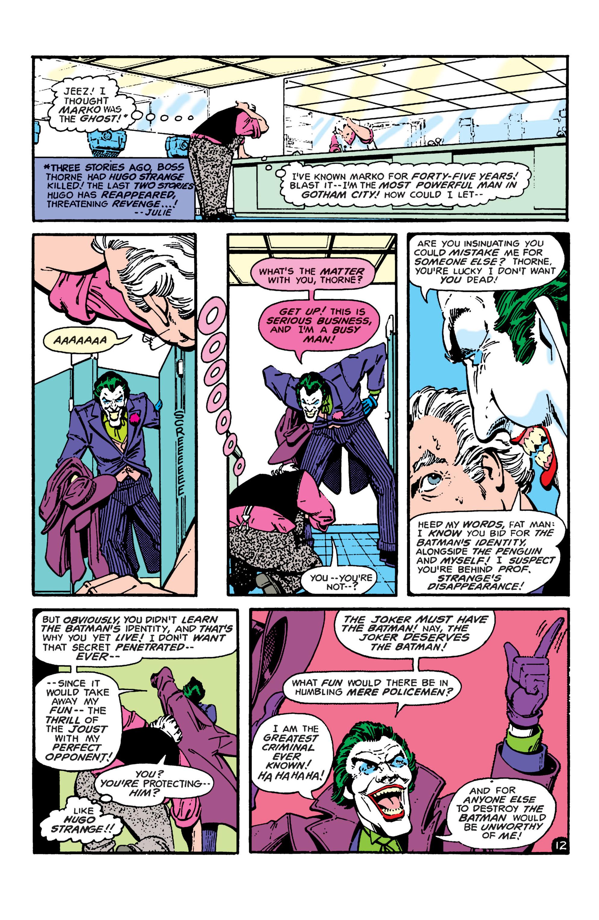 Detective Comics (1937) 475 Page 12