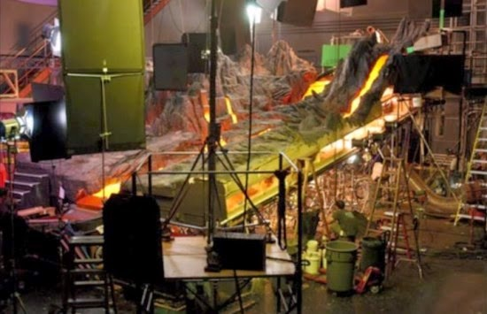 star wars prequels behind the scenes