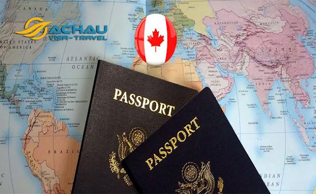 Cách xin visa Canada nhanh nhất