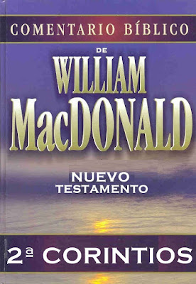 William MacDonald-Comentario Bíblico-Nuevo Testamento-2ª Corintios-