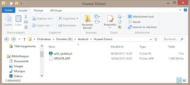 Huawei Update Zip