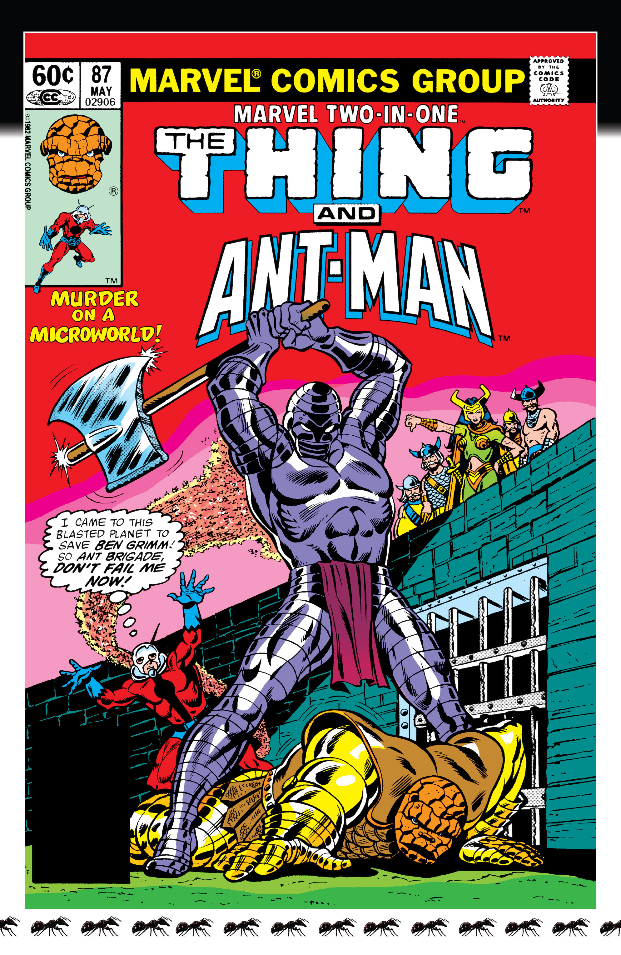 Read online Ant-Man comic -  Issue #Ant-Man _TPB - 182