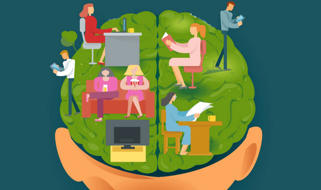 How Our Brain Processes Different Kinds Of Content