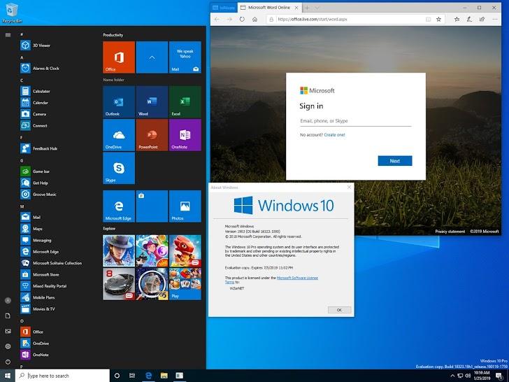 Windows 10 Insider Preview Build 18323 Dirilis Untuk Fast Ring, Apa Yang Baru?