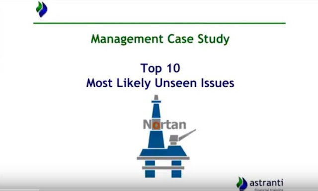 Top 10 Issues for MCS February 2018 - CIMA Management Case Study - Nortan