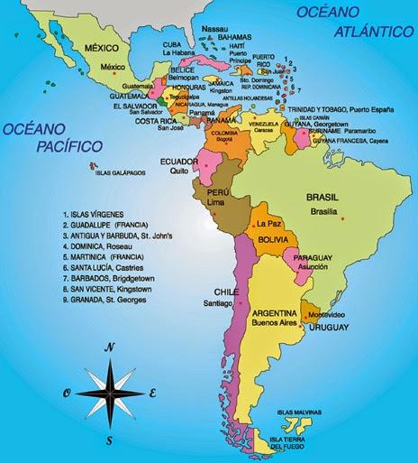Descubre ms sobre el Continente Americano El continente americano