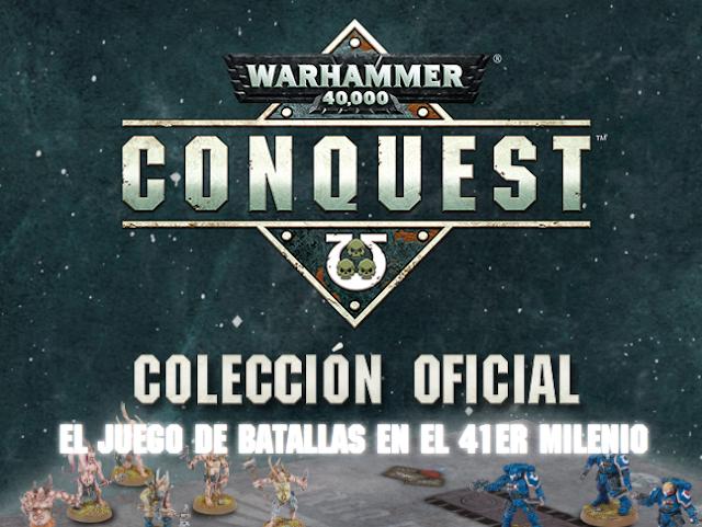 Warhamer 40,000 Conquest