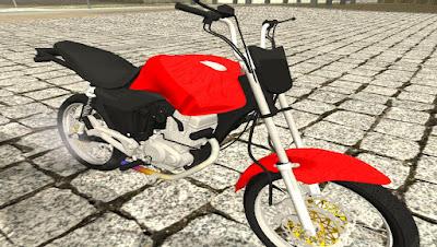 cg 150 wheeling, gta san motos, motos para gta, gta sa, cg 150, motos tunada,