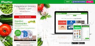 Asyiknya Berbelanja Di Mumu Grocery Online Bandung