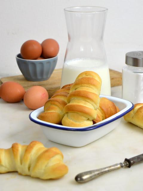 Pan de leche receta