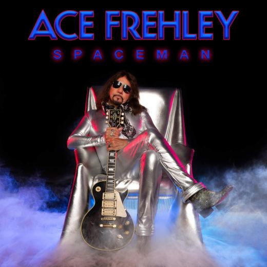 ACE FREHLEY - Spaceman (2018) full