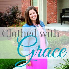 Clothed with Grace