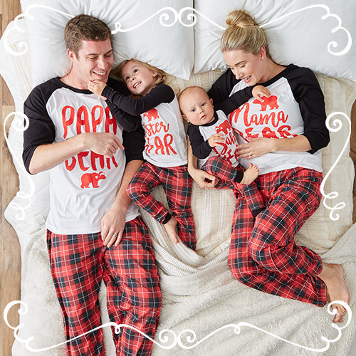 shop for family pajamas on zulily help make bedtimes better for those less fortunate - Family Pajamas Christmas