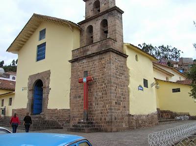 Iglesia de San Blas, Cusco, Perú, La vuelta al mundo de Asun y Ricardo, round the world, mundoporlibre.com