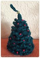 Weihnachtsbaum häkelanleitung
