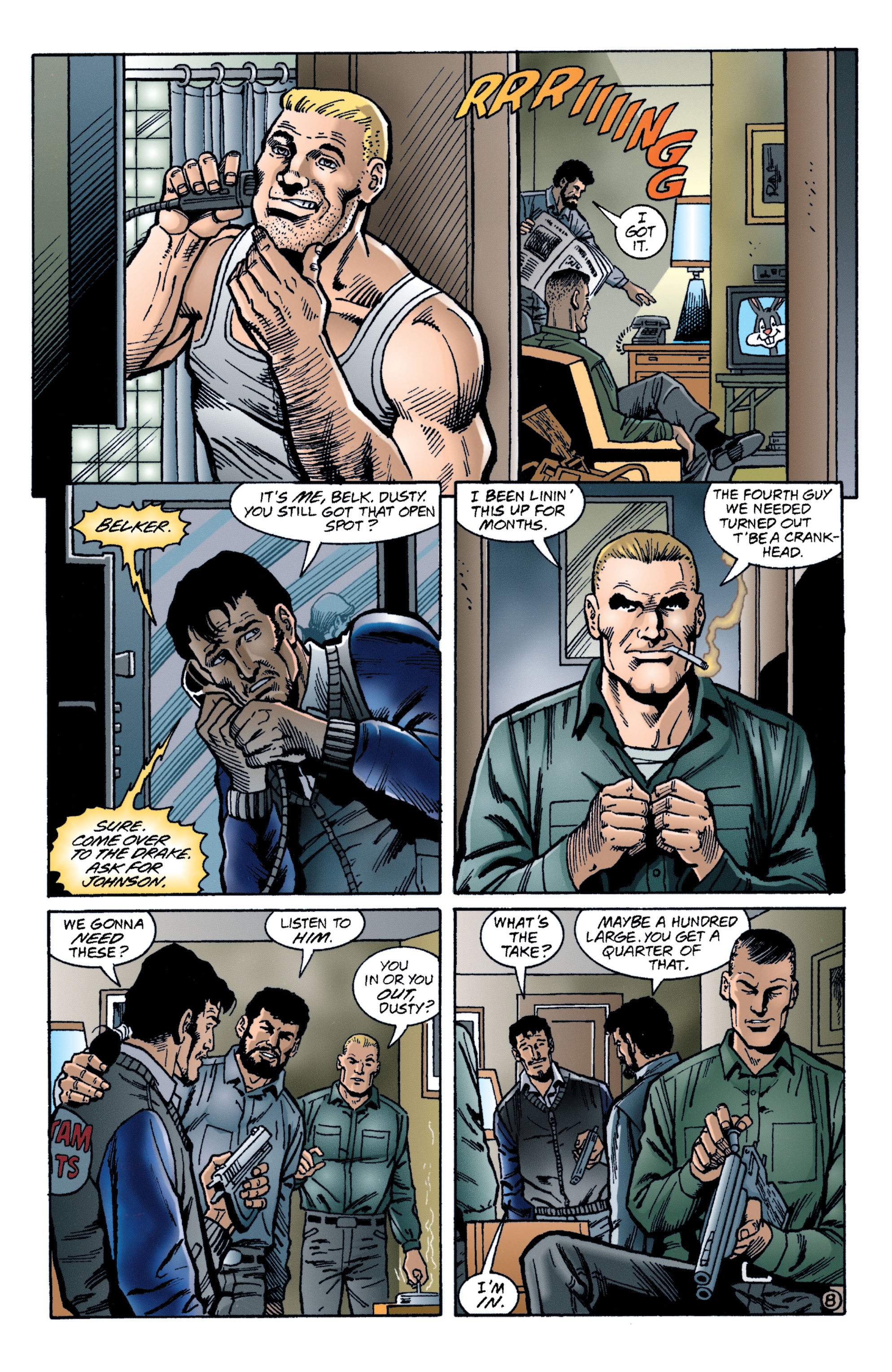 Detective Comics (1937) 716 Page 8