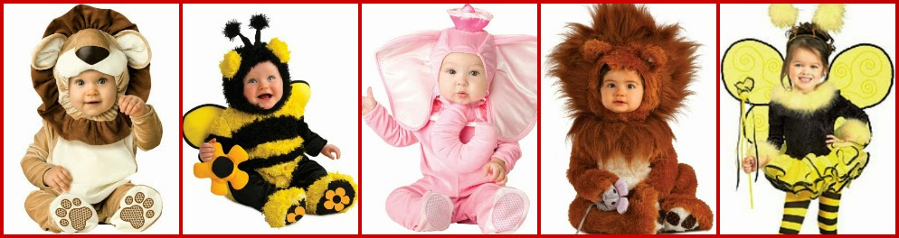 Infants & Toddlers Costumes