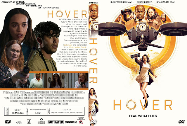 Hover DVD Cover