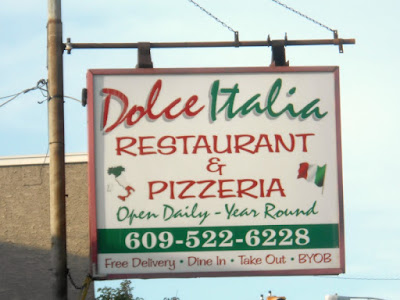 Dolce Italia Pizzeria & Family Restaurant in Wildwood New Jersey