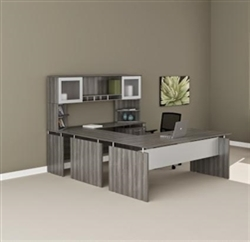 Medina U Shaped Desk