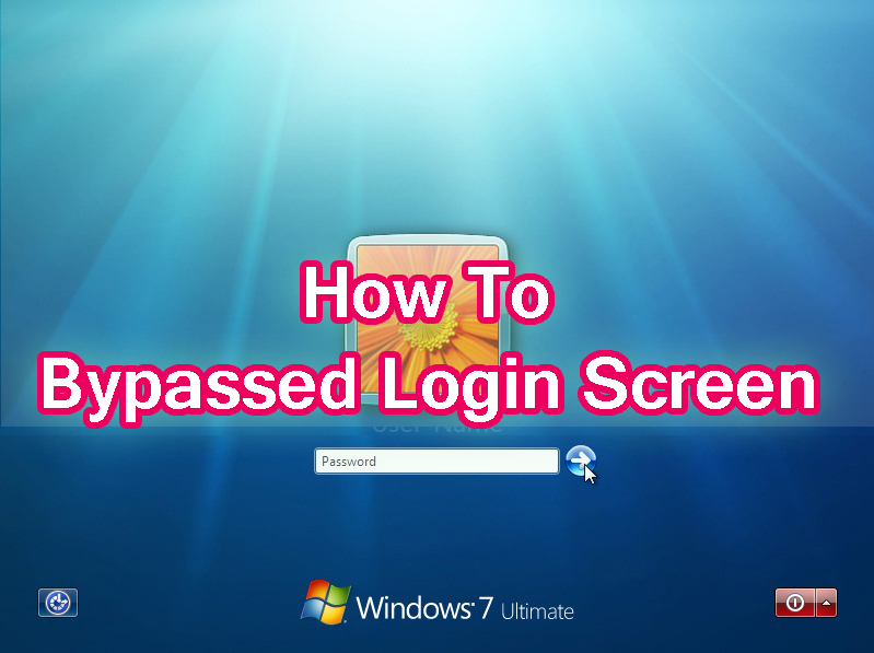 windows 7 skip login screen