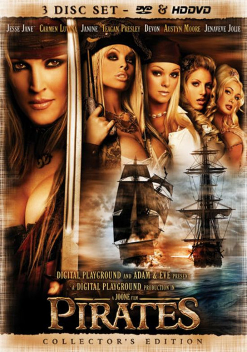 18+ Pirates 2005 English DVDRip x264 500MB Full Movie