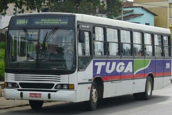 Idosos reclamam que lei de isenção na tarifa não está sendo cumprida pela Tuga