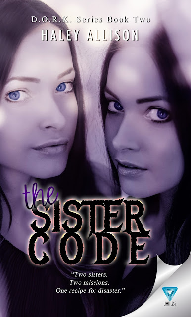 COVER REVEAL! The Sister Code by @HAllisonAuthor #NewRelease #reveal
