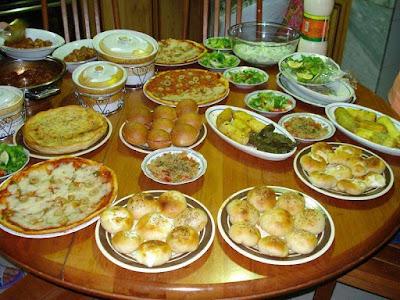 فطور رمضان الصحي
