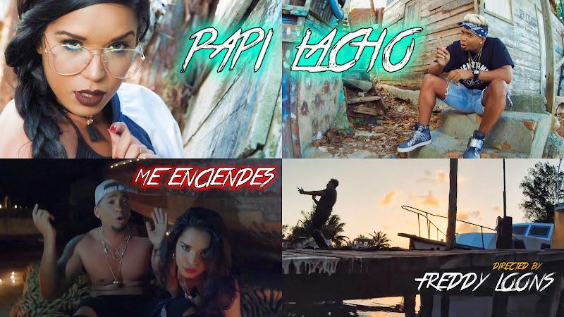 Papi Lacho - ¨Me enciendes¨ - Videoclip - Dirección: Freddy Loons. Portal del Vídeo Clip Cubano