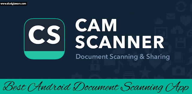 Best Android Document Scanning App