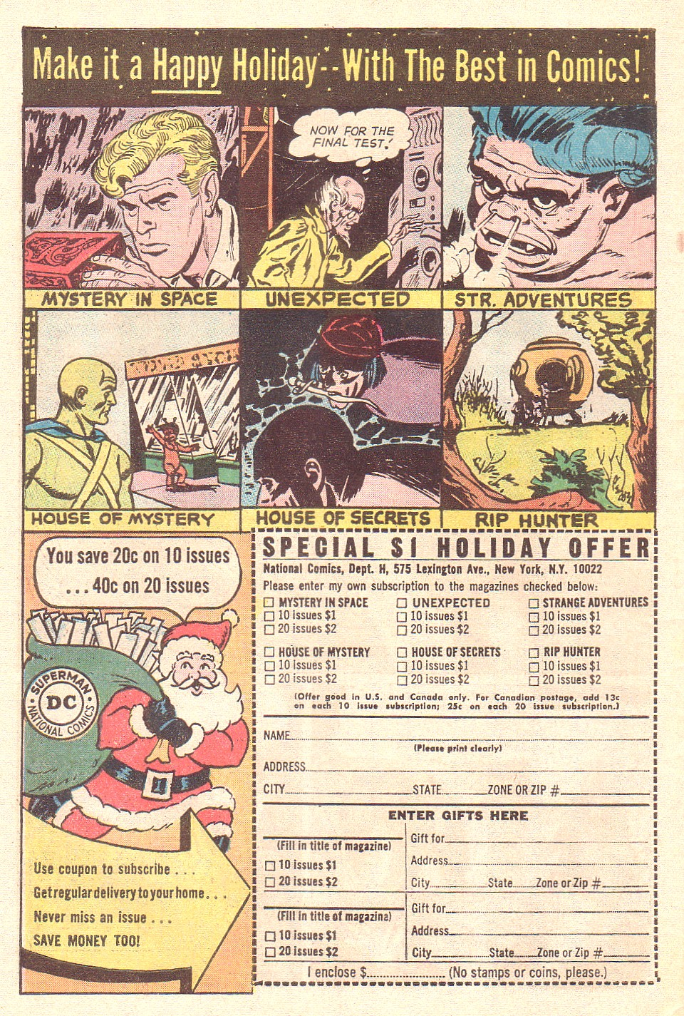 Strange Adventures (1950) issue 173 - Page 34