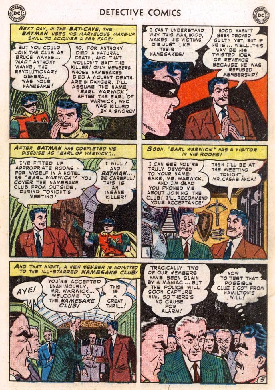 Detective Comics (1937) 183 Page 6