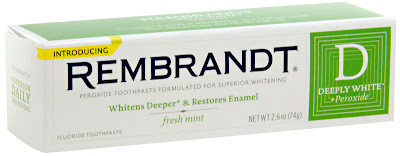 Deeply White Peroxide Toothpaste