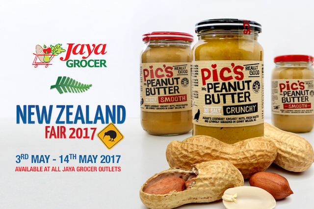 Taste New Zealand Food Fair Is Back! @ All Jaya Grocer Nationwide