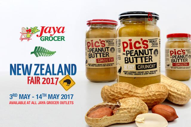 Taste New Zealand Food Fair Is Back! @ All Jaya Grocer Nationwide