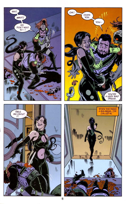 Read online Merv Pumpkinhead, Agent of D.R.E.A.M. comic -  Issue # Full - 7