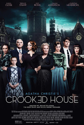 Crooked House 2017 DVD R1 NTSC Sub