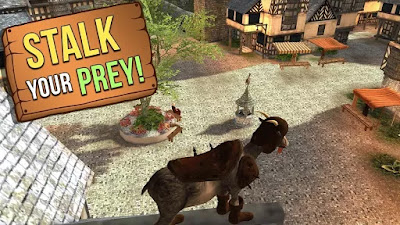 Goat Simulator MMO Simulator Mod Full Free v1.2.3 Apk