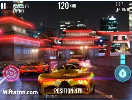Game Racing Android HD High Speed Race Racing Need Mod Apk