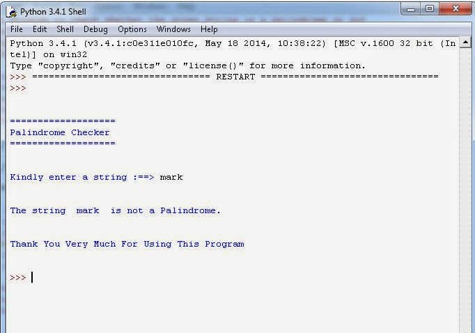 Java Palindrome Number Example